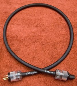 Elite 14 Power Cable by Douglas Connection