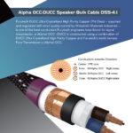 Furutech DSS 4.1 OCC/DUCC Speaker Cable