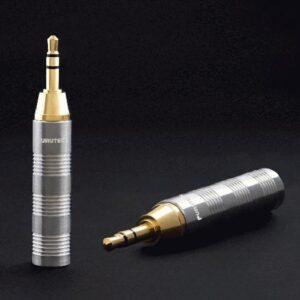 Furutech F35 G 6.3mm to 3.6mm stereo adaptor