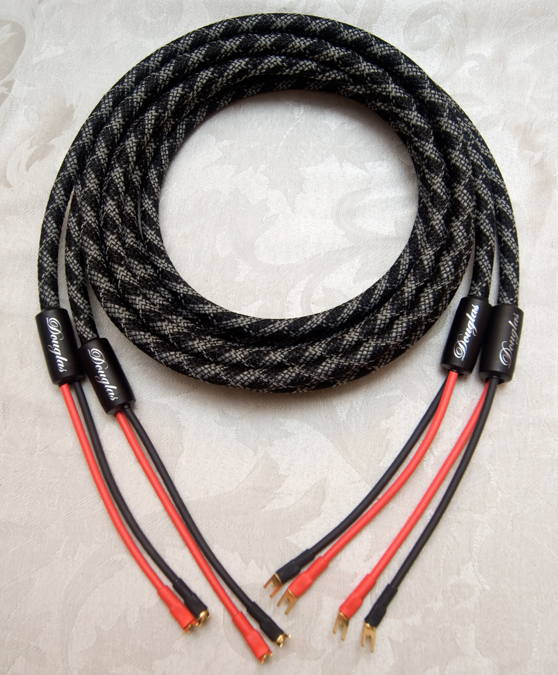 12 AWG OFHC Speaker Cable DIY Kit