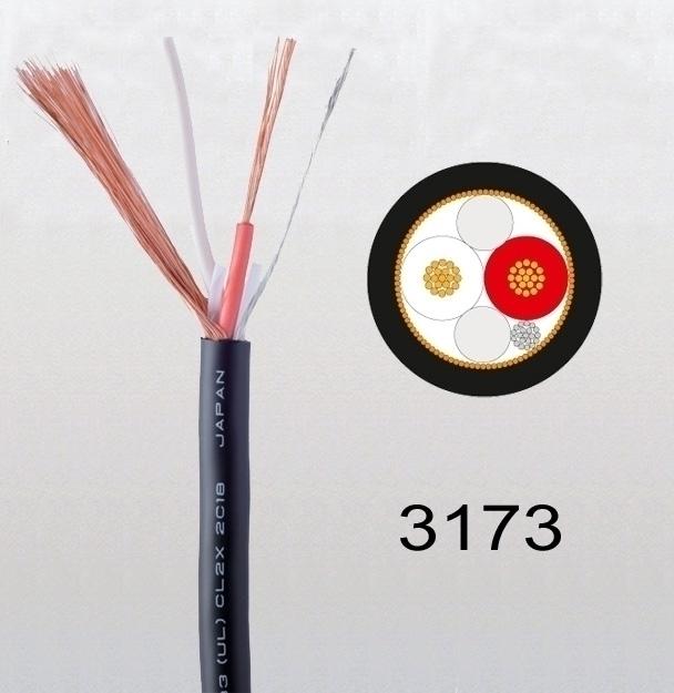 Mogami W3173 2 conductor 110 ohm AES/EBU cable