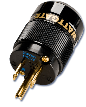 Wattgate 330i Gold Plated Audio Grade Power Connector