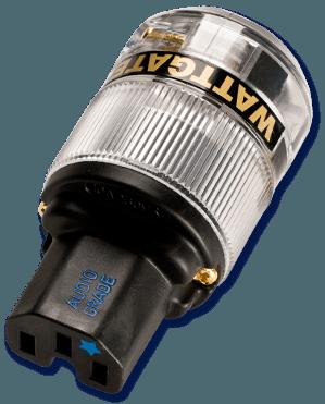 Wattgate 350i Audio Grade Gold Plated IEC Connector