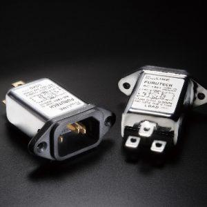 Furutech AC-1501 IEC Inlet with EMI Filter