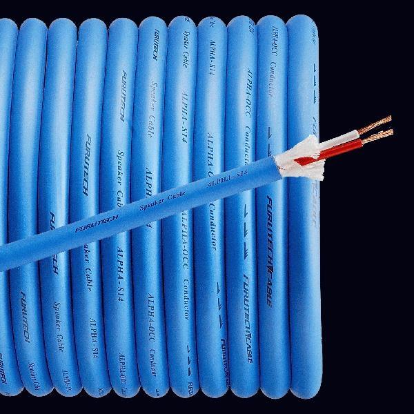 Furutech Alpha S14 Speaker Cable