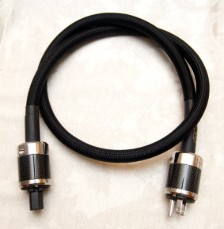 Alpha 11 OCC Custom Power Cable by Douglas Connection