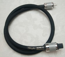 Alpha 11 Reference OCC-DUCC Power Cable by Douglas Connection