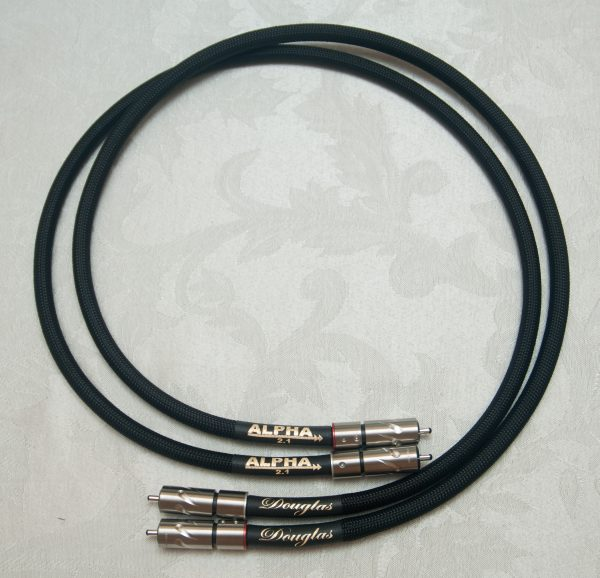 Alpha 2.1 OCC Interconnect Cables