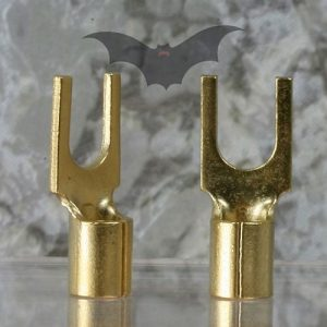 Vampire Wire BAR Spade Connector 4 Pair