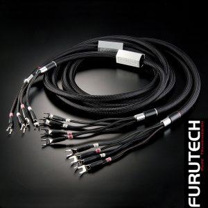 Furutech Bi-Wire Speaker Reference III Speaker Cables