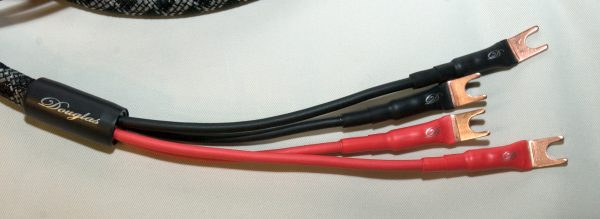 Bravo 12AWG Bi Wire OFHC Speaker Cables