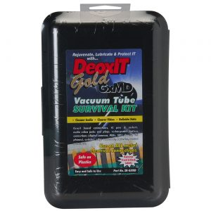 CAIG Deoxit Gold Vacuum Tube Survival Cleaning Kit SK-GXMD