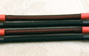 Douglas Connection Bravo OFHC Bi Wire Jumper cables