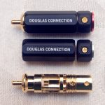 Douglas Connection Locking RCA Plug