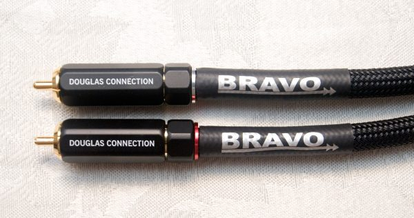 Douglas Connection BRAVO Analog Interconnect Cables 3 ft. Pair