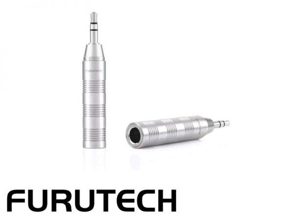 Furutech F35 (R) 6.3 stereo to 3.5 stereo Adaptor