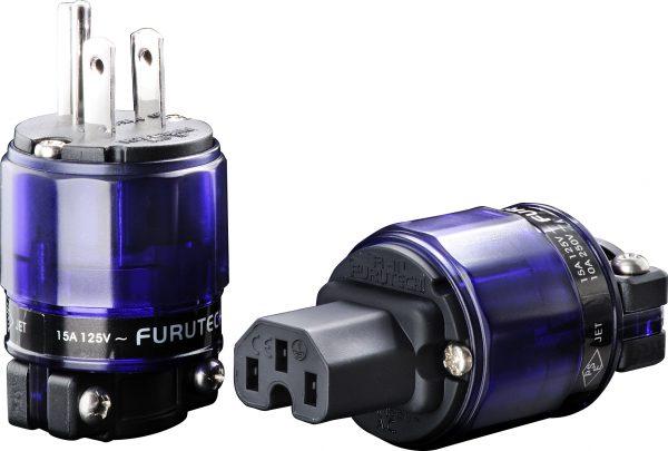 Furutech FI-11 (R) N1 IEC Connector