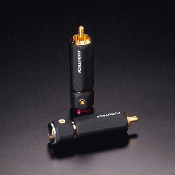 Furutech FP-110 G PCOCC Central PIN RCA Connector