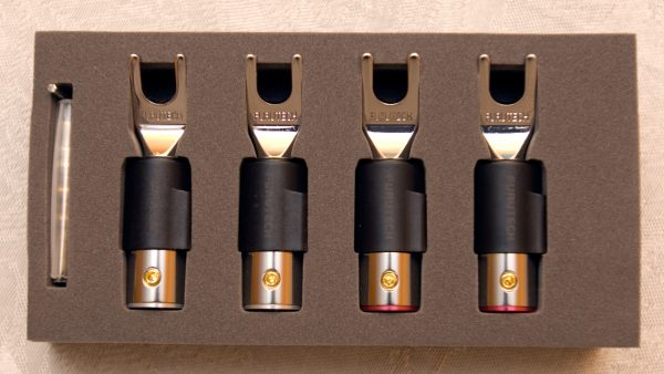 Furutech FT 211 R Spade Connectors