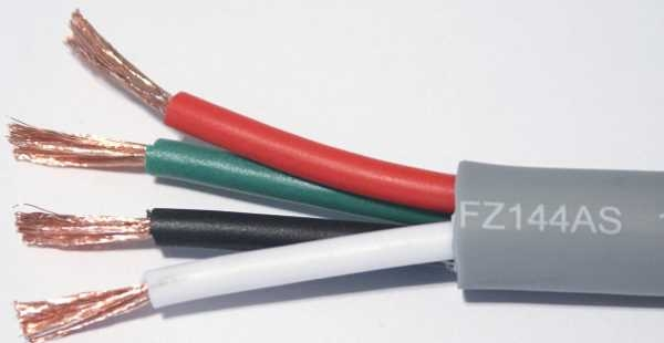 Custom Made Furez 11AWG OFHC Speaker Cables