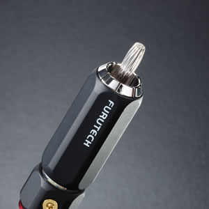 Furutech FP-106 R Filament Central PIN RCA Connector