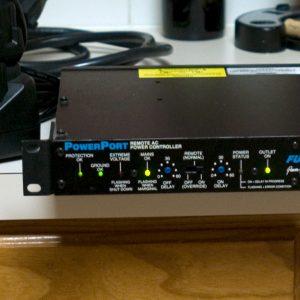 Furman PowerPort Remote AC Power Controller 20 Amp