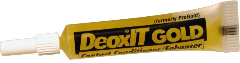 Deoxit Gold G100L Squeeze Tube 2ml