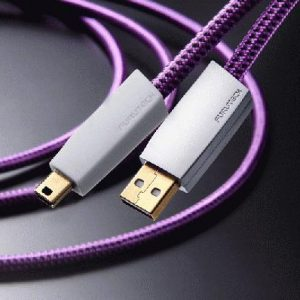 Frutech GT2Pro A to MiniB High End Performance USB 2 Cable