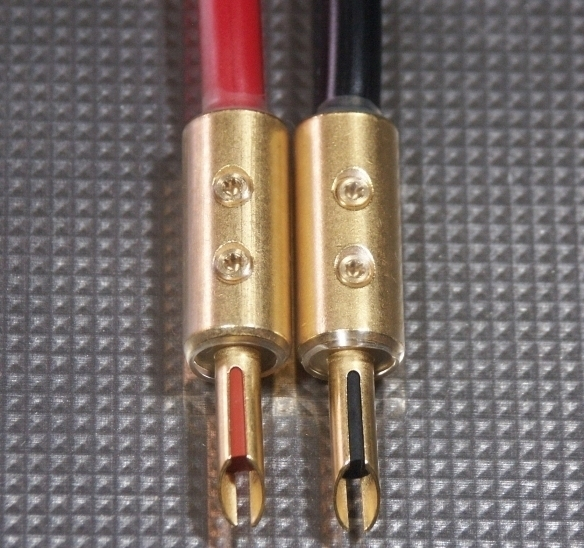 Custom Vampire Wire SC 1108 10AWG Speaker Cables