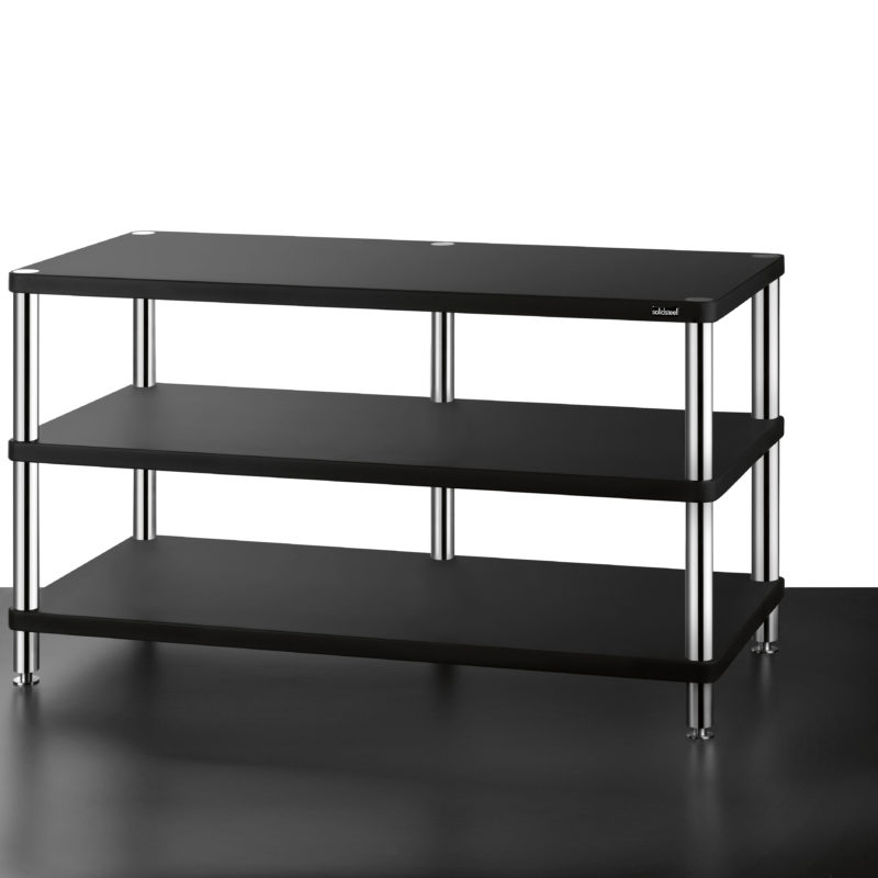SolidSteel HW Series Wide High End Audio Rack