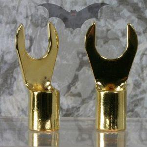 Vampire Wire RG6 Spade Connector