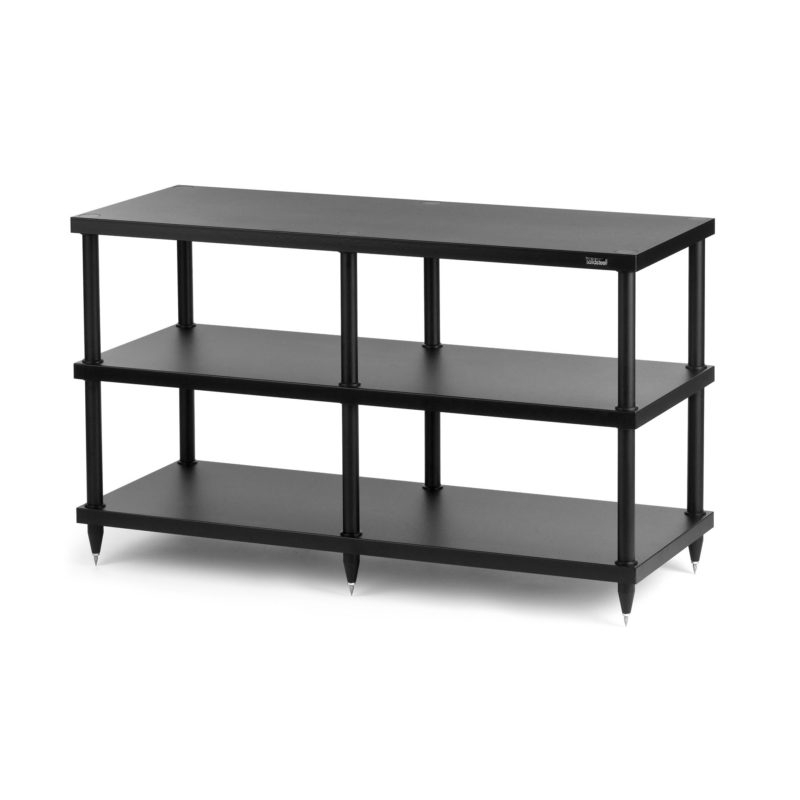 SolidSteel S4 Series Wide HiFi Audio Rack