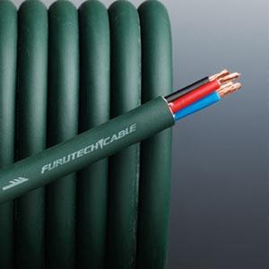 Furutech U-4.1T 13 AWG Bi Wire Speaker Cable