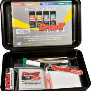Caig DeOxit Emergency Survival Kit K-DEO-ESK