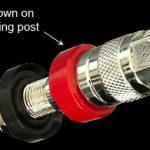 Cardas SBPI Single Binding Post Insulators