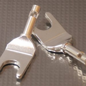 Douglas Connection Bravo OFHC Bi Wire Jumper cables