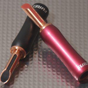 Furez TSTWP30NP Bare Copper Banana Plug Connectors Pair