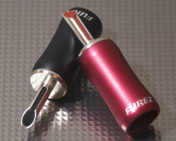 Furez TSTWP48XLAg Silver Plated Copper Banana Plug Connectors